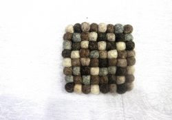 Ball Felt- Standard Pashmina & Handicrafts House