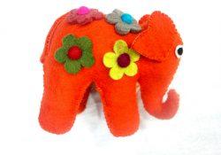 Elephant Felt-Standard Pashmina & Handicrafts House