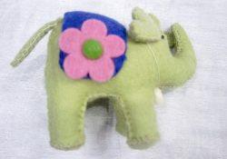 Elephant Felt- Elephant Felt- Standard Pashmina & Handicrafts House