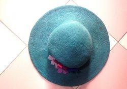 Felt Hat- Standard Pashmina & Handicrafts House