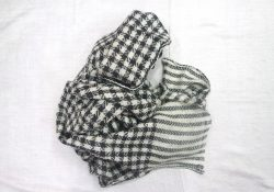 Natural cashmere stole5