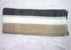 Natural cashmere stole9