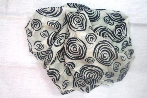 cashmere print stole14