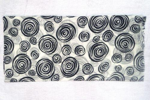 cashmere print stole15